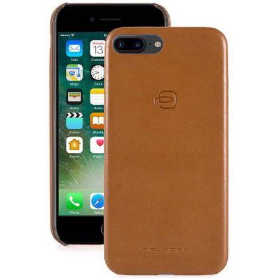 Чехол для смартфона Piquadro Bagmotic светло-коричневый/синий