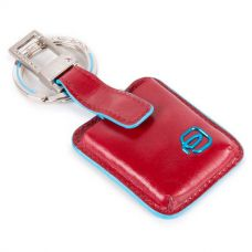 Брелок Piquadro Blue Square с трекером красный