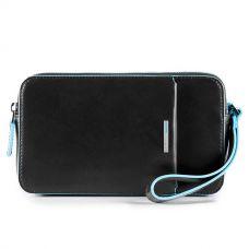 Многофункциональное портмоне Piquadro Blue Square черное