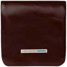 Монетница Piquadro Blue Square коричневый