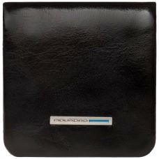 Монетница Piquadro Blue Square черный