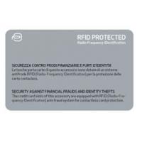Piquadro применяет новую технологию для защиты банковских карт от кражи персональных данных