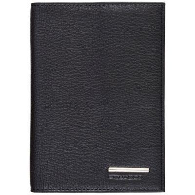 Обложка для документов Piquadro Modus черная