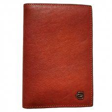 Обложка для паспорта Piquadro Black Square светло-коричневая