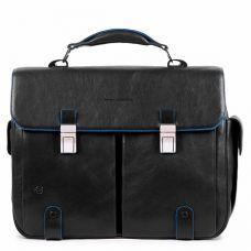 Портфель Piquadro Blue Square Special черный