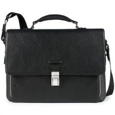 Портфель Piquadro Modus черный