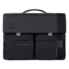 Портфель Piquadro Tokyo чёрный