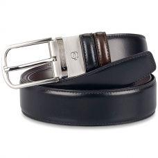 Ремень Piquadro Cinture Coll.11 черный/коричневый