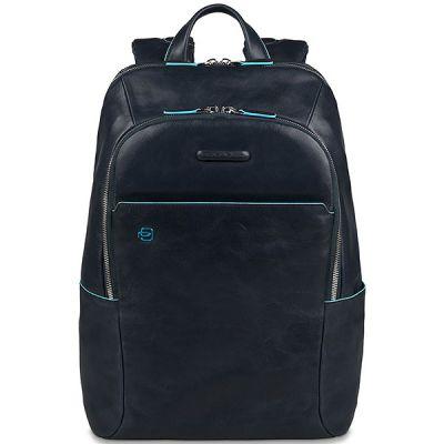 Рюкзак Piquadro Blue Square синего цвета