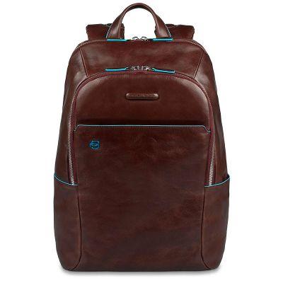 Рюкзак Piquadro Blue Square коричневого цвета