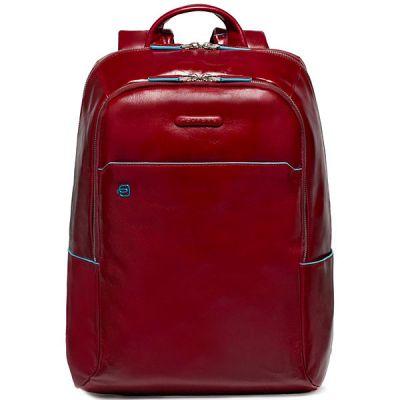 Рюкзак Piquadro Blue Square красного цвета