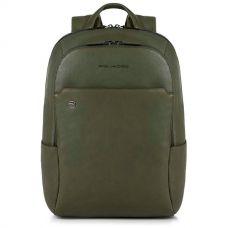 Рюкзак Piquadro Black Square зеленый