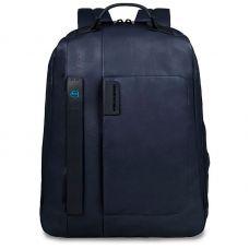 Рюкзак Piquadro Pulse темно-синий