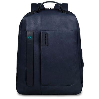 Рюкзак Piquadro Pulse синий