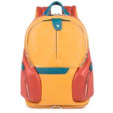 Рюкзак Piquadro Coleos жёлтый