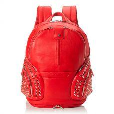 Женский рюкзак Piquadro Coleos красный