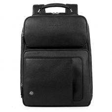 Рюкзак Piquadro Erse черного цвета