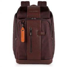 Рюкзак Piquadro Brief темно-коричневый
