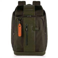 Рюкзак Piquadro Brief зеленый