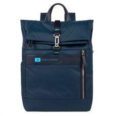 Рюкзак Piquadro Bios синий