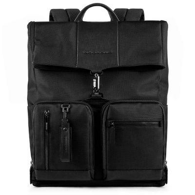 Рюкзак Piquadro Brief черный 42,5 см