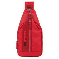 Рюкзак Piquadro Bios красный