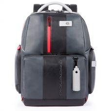 Рюкзак Piquadro Urban черно-серый