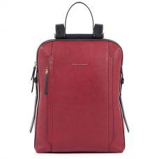 Женский рюкзак Piquadro Circle бордовый