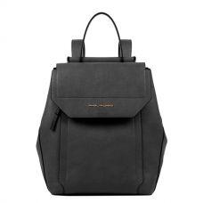 Женский рюкзак Piquadro Circle чёрный