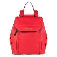 Женский рюкзак Piquadro Circle красный