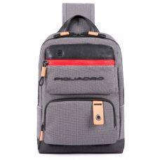 Рюкзак Piquadro Blade серый
