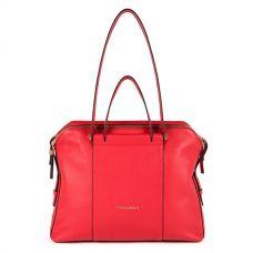 Женская сумка Piquadro Circle красная
