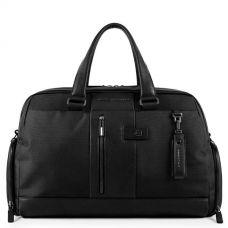 Дорожная сумка Piquadro Brief черная