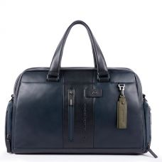 Дорожная сумка Piquadro Urban синяя