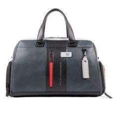 Дорожная сумка Piquadro Urban серый/черный