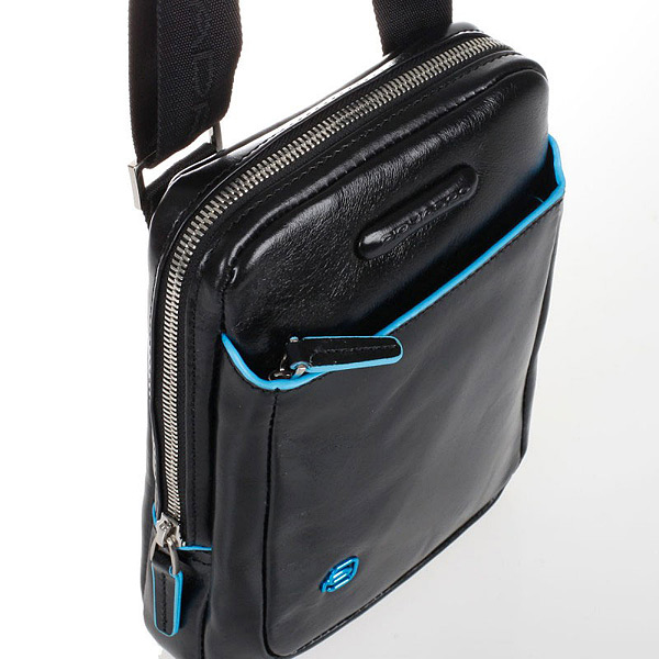 90d293b8fcca Сумка Piquadro Blue Square черная CA3084B2/N: купить по цене ...