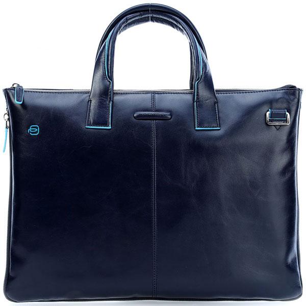 92db29a31ef5 Сумка для ноутбука Piquadro Blue Square синяя CA4021B2/BLU2: купить ...