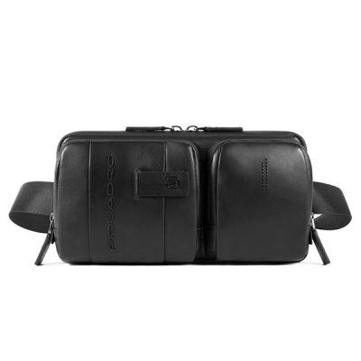 Поясная сумка Piquadro Urban чёрная