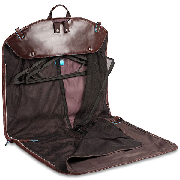 ec85a15db83d Чехол для костюма Piquadro Blue Square коричневый PA1617B2/MO ...